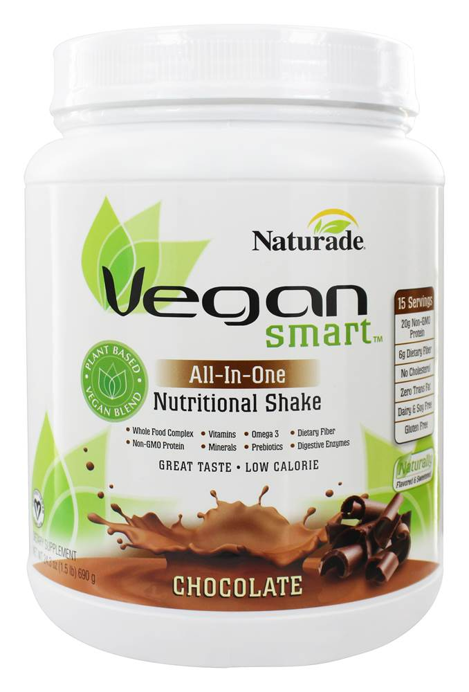 VeganSmart All-in-One Nutritional Shake is one of the top supplement shakes for proper nutrition.