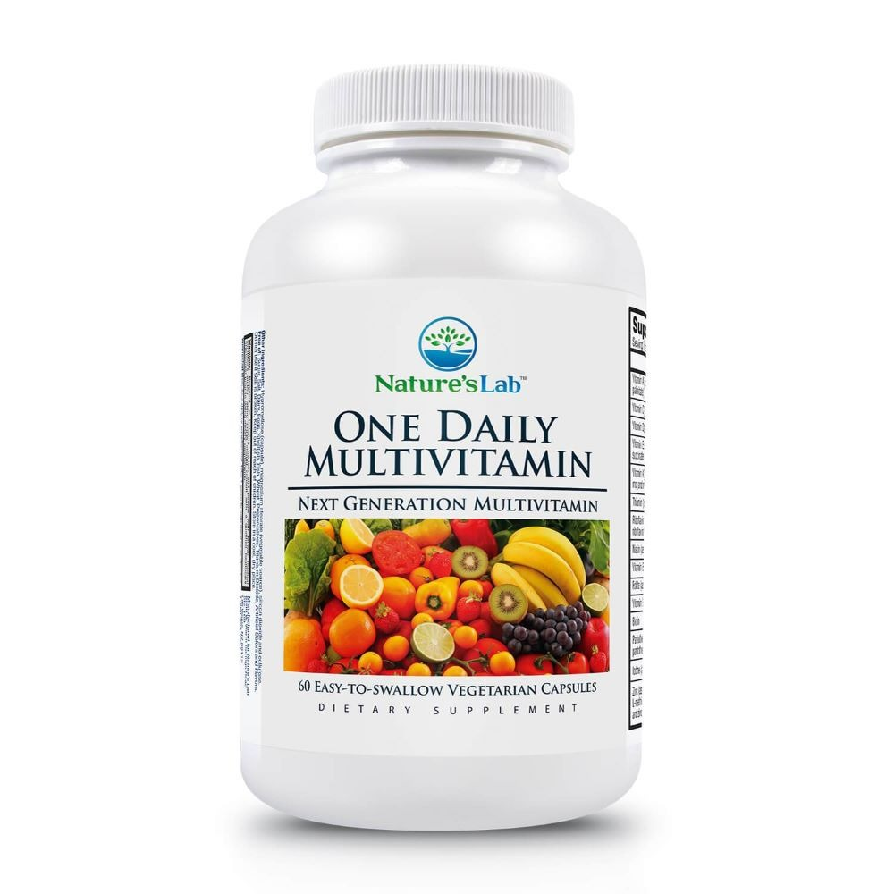 Nature's Lab One Daily Multivitamin