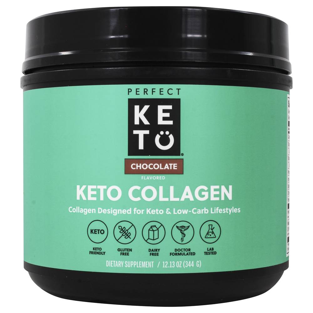 Supplements for weight loss supplements – Perfect Keto's Keto Collagen Powder.