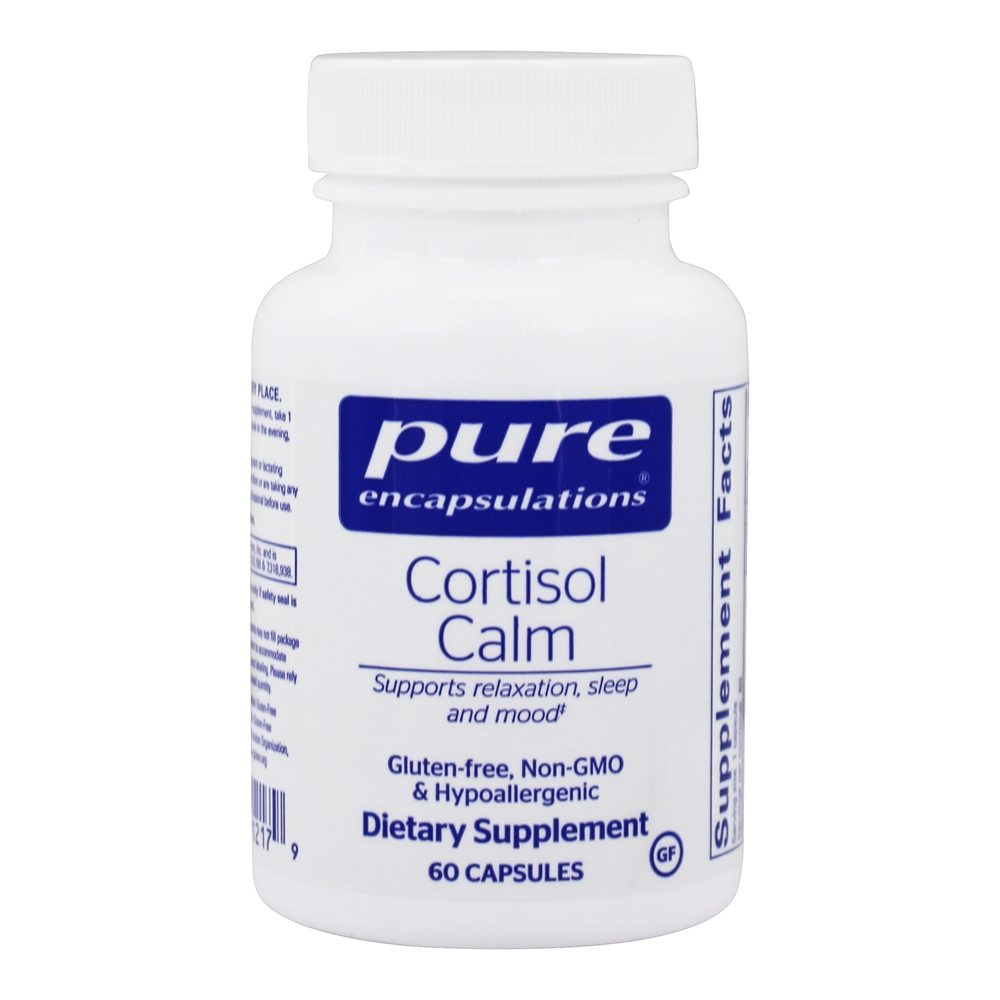 If you're looking for a good stress relief supplement, Cortisol Calm could be exactly what you need.